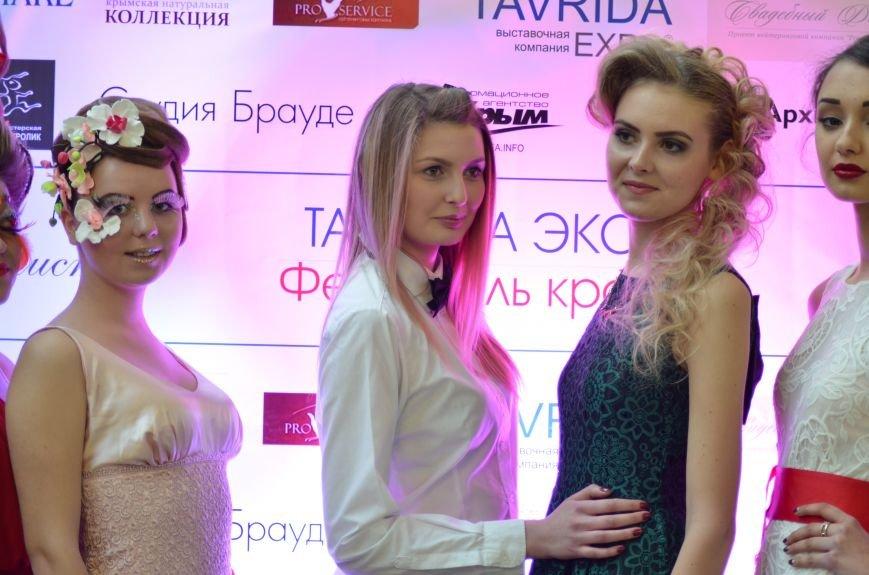 В Симферополе к Международному женскому дню провели «Битву стилистов», фото-9