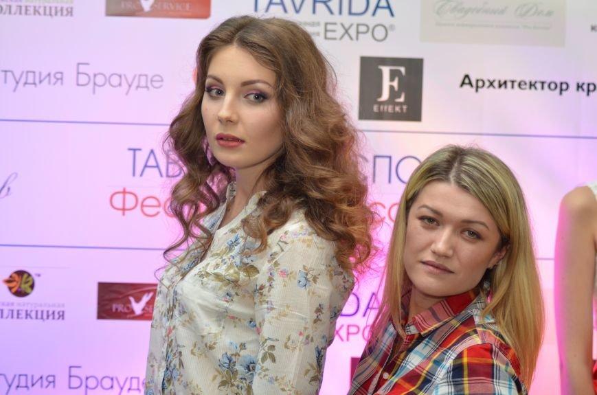В Симферополе к Международному женскому дню провели «Битву стилистов», фото-10
