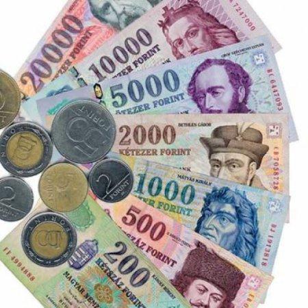 В Ужгороді скуповують угорський форинт (ФОТО), фото-1