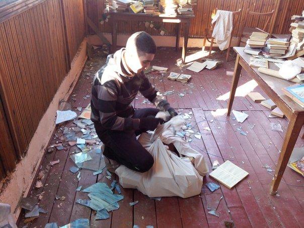 Прошел первый субботник в ДОЦ им. Ю.А.Гагарина, фото-3