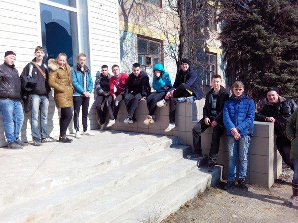 Прошел первый субботник в ДОЦ им. Ю.А.Гагарина, фото-4