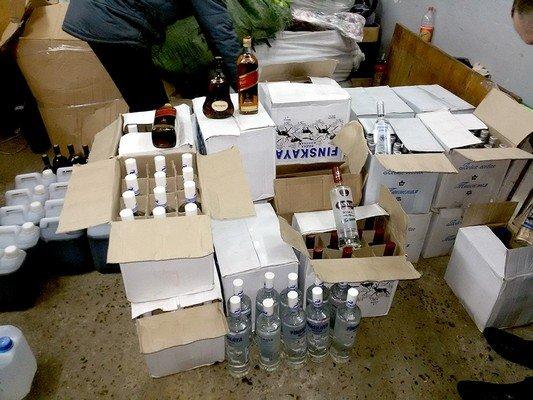У гродненца конфисковали 300 литров элитного алкоголя (фото) - фото 1