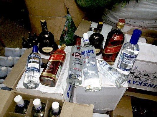 У гродненца конфисковали 300 литров элитного алкоголя (фото) - фото 4