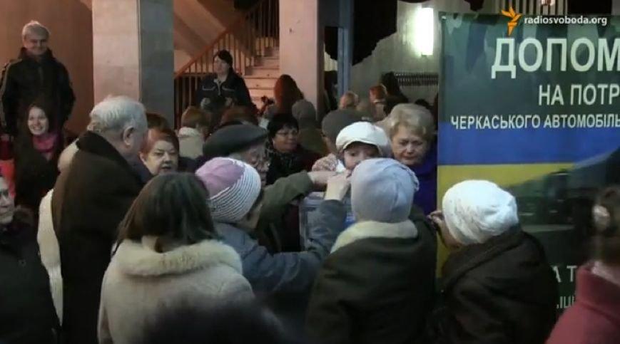 У Черкасах до дня народження Шевченка відбувся благодійний концерт «Ну що б, здавалося, слова» (фото) - фото 2