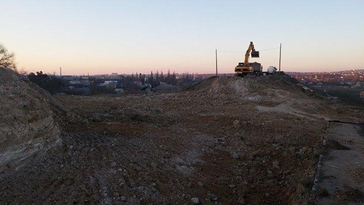 В Симферополе продолжают восстанавливать «смертельную объездную», фото-1