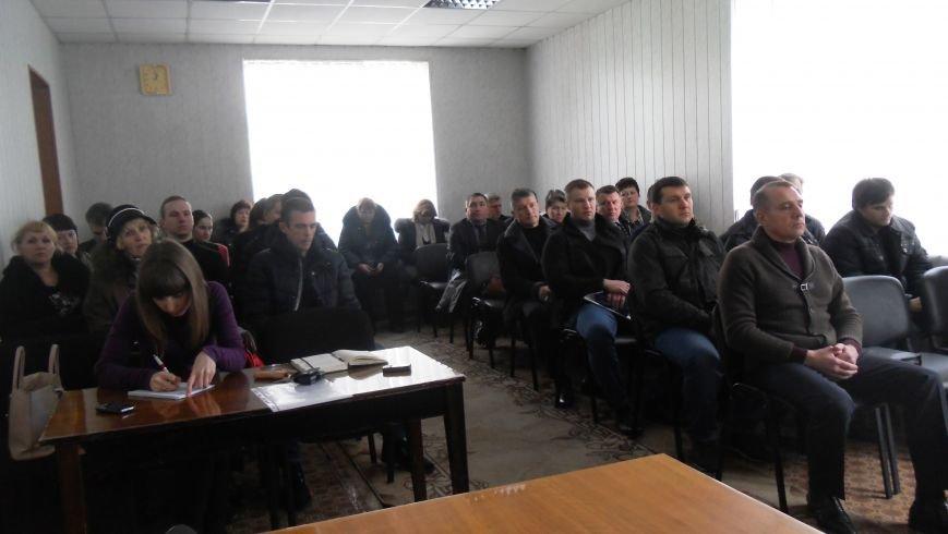 Руководство города Доброполья встретилось с общественностью (фото) - фото 1