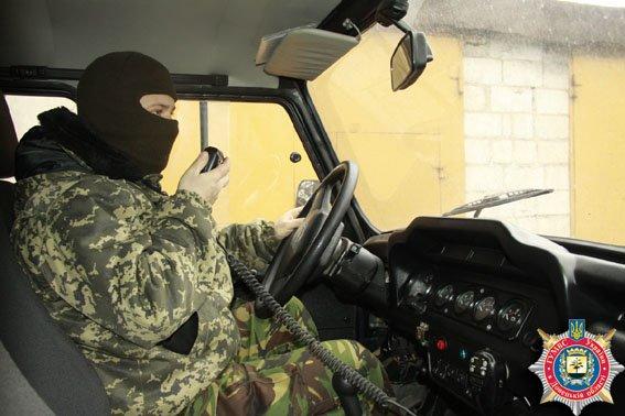 «Скиф» на страже Мариуполя (ФОТО) (фото) - фото 1