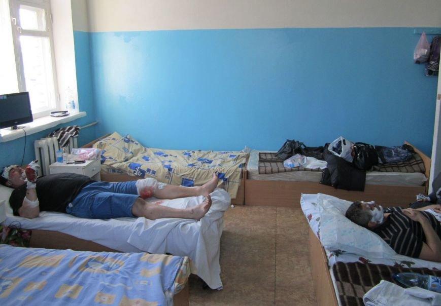 Сегодня от взрыва пострадали два красноармейских спасателя (ФОТО), фото-2