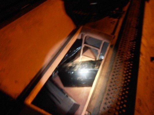 На ж/д станции «Бенякони» в поезде, перевозившем калийные удобрения, нашли 25 тыс. пачек сигарет (фото) - фото 2