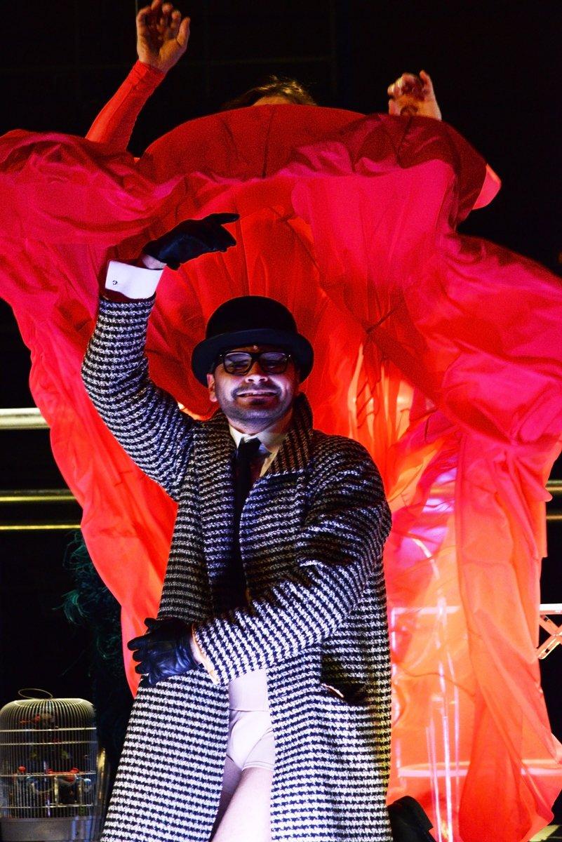18 марта в ДК железнодорожников гомельчане увидят спектакль Романа Виктюка «Несравненная» (фото) - фото 2