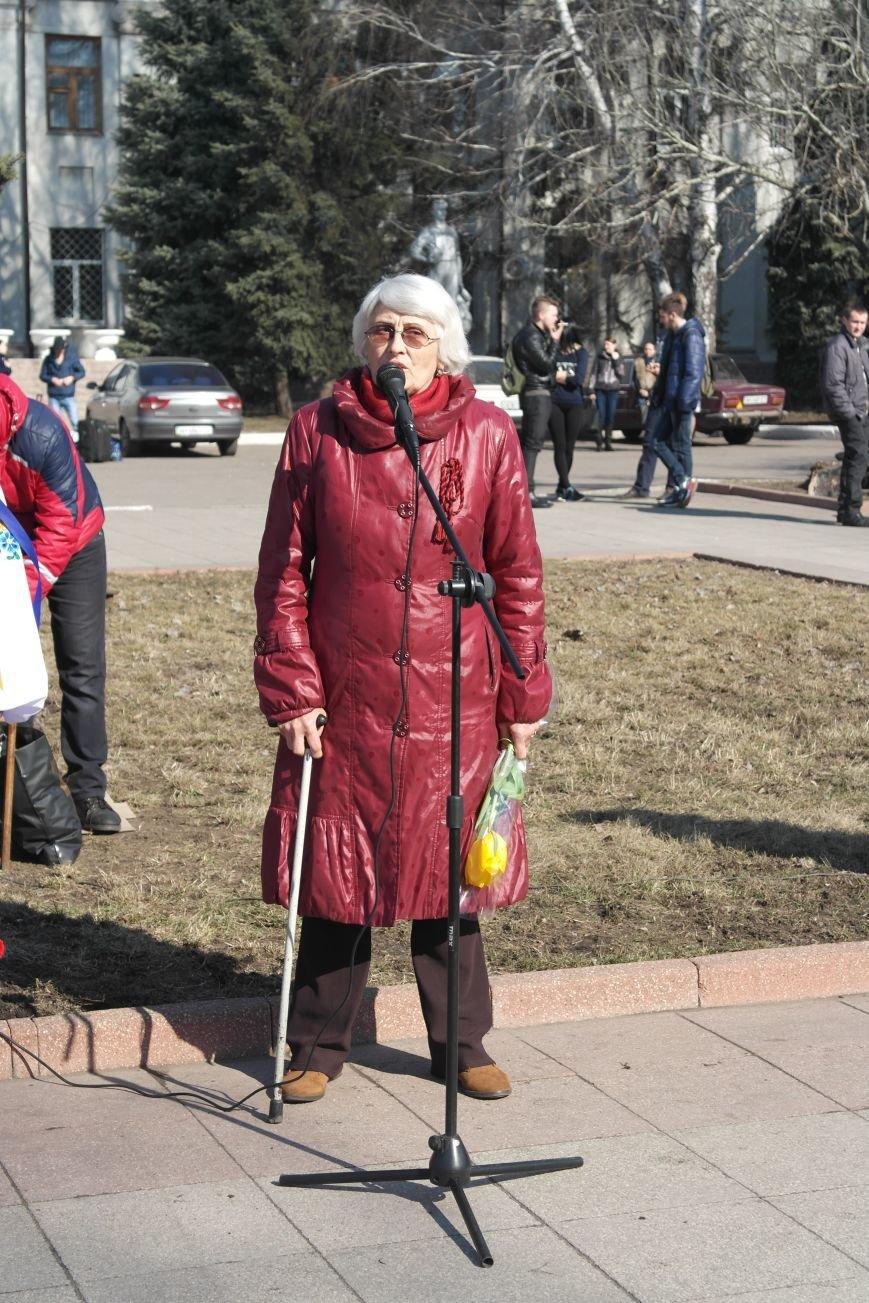В Красноармейске отметили годовщину смерти Тараса Шевченко, фото-11