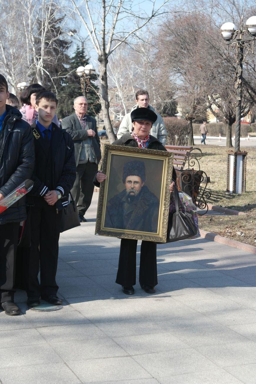 В Красноармейске отметили годовщину смерти Тараса Шевченко, фото-17