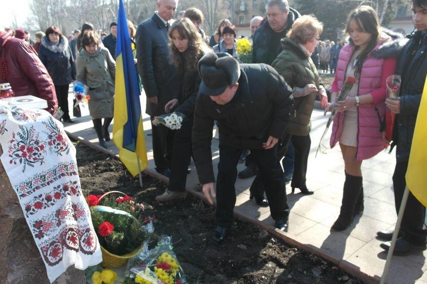 В Красноармейске отметили годовщину смерти Тараса Шевченко, фото-20