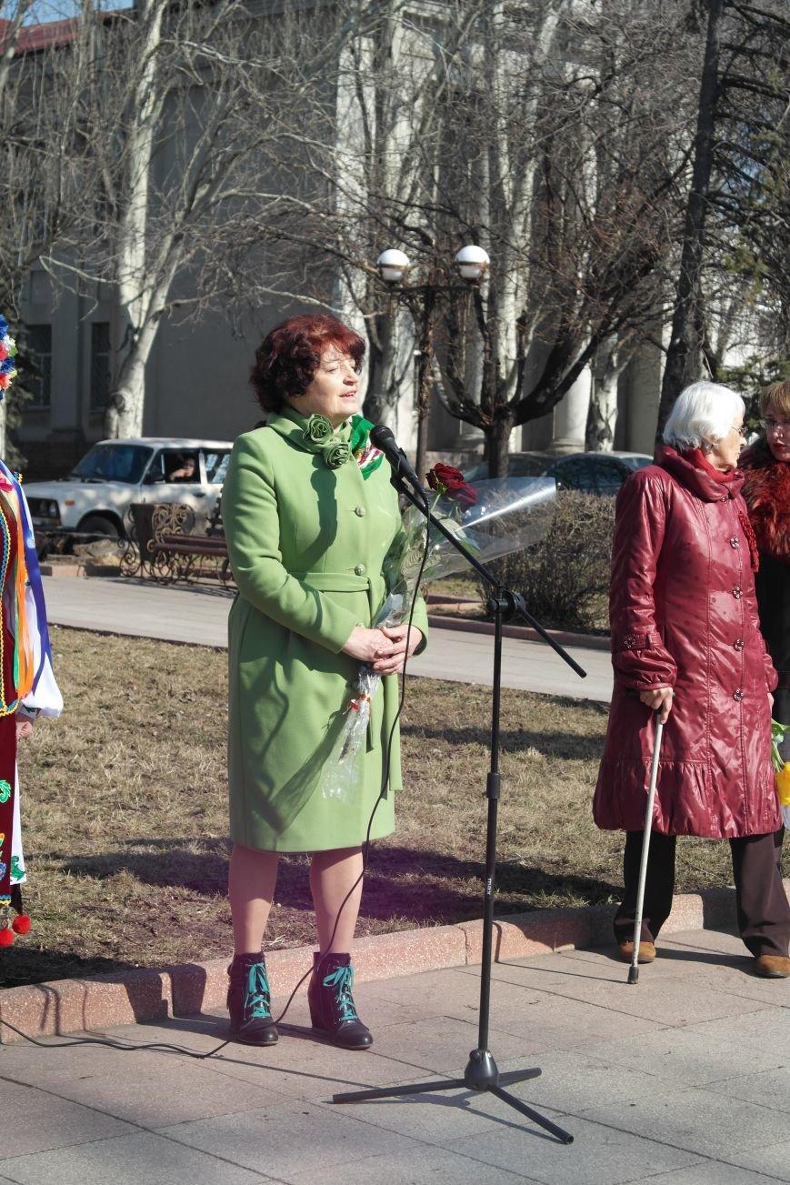 В Красноармейске отметили годовщину смерти Тараса Шевченко, фото-14