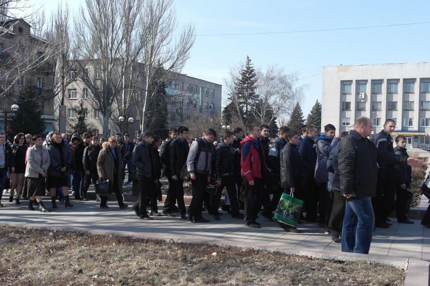 В Красноармейске отметили годовщину смерти Тараса Шевченко, фото-7