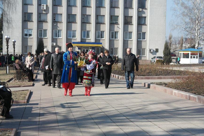 В Красноармейске отметили годовщину смерти Тараса Шевченко, фото-2