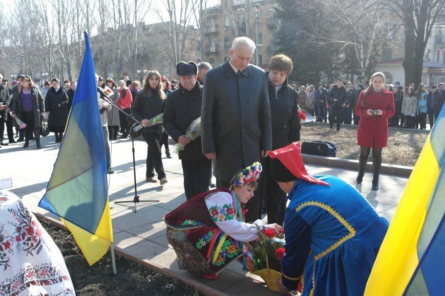 В Красноармейске отметили годовщину смерти Тараса Шевченко, фото-19