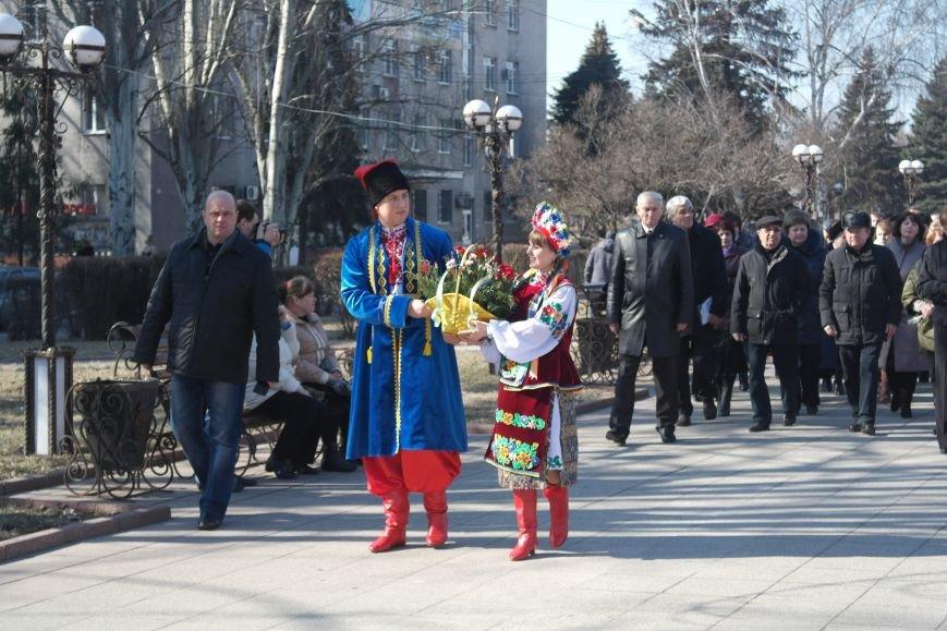 В Красноармейске отметили годовщину смерти Тараса Шевченко, фото-3