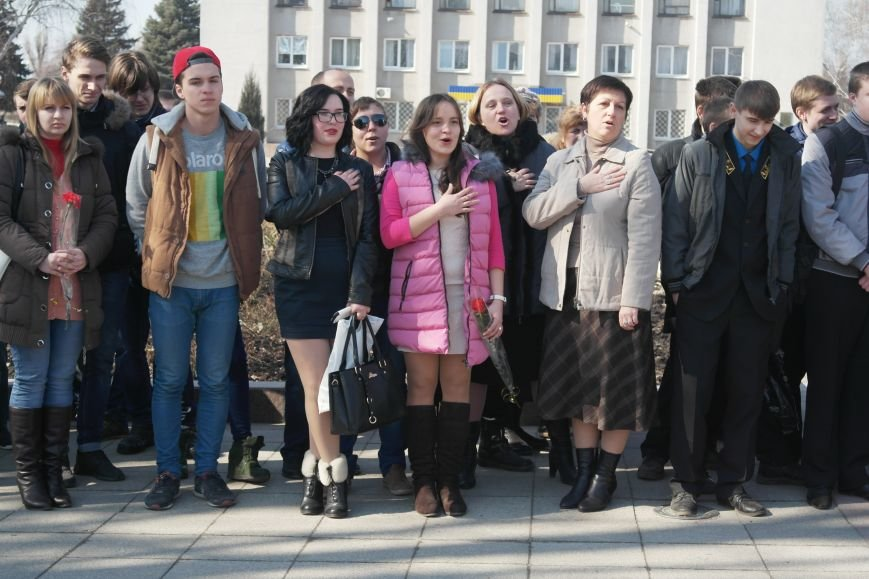 В Красноармейске отметили годовщину смерти Тараса Шевченко, фото-16