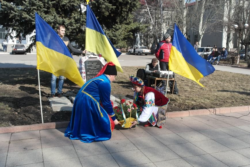 В Красноармейске отметили годовщину смерти Тараса Шевченко, фото-6