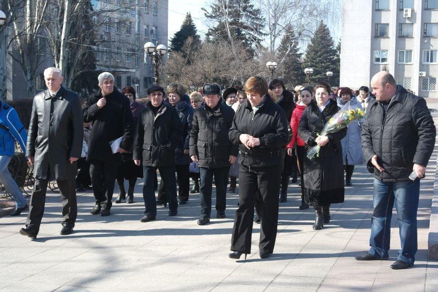 В Красноармейске отметили годовщину смерти Тараса Шевченко, фото-4