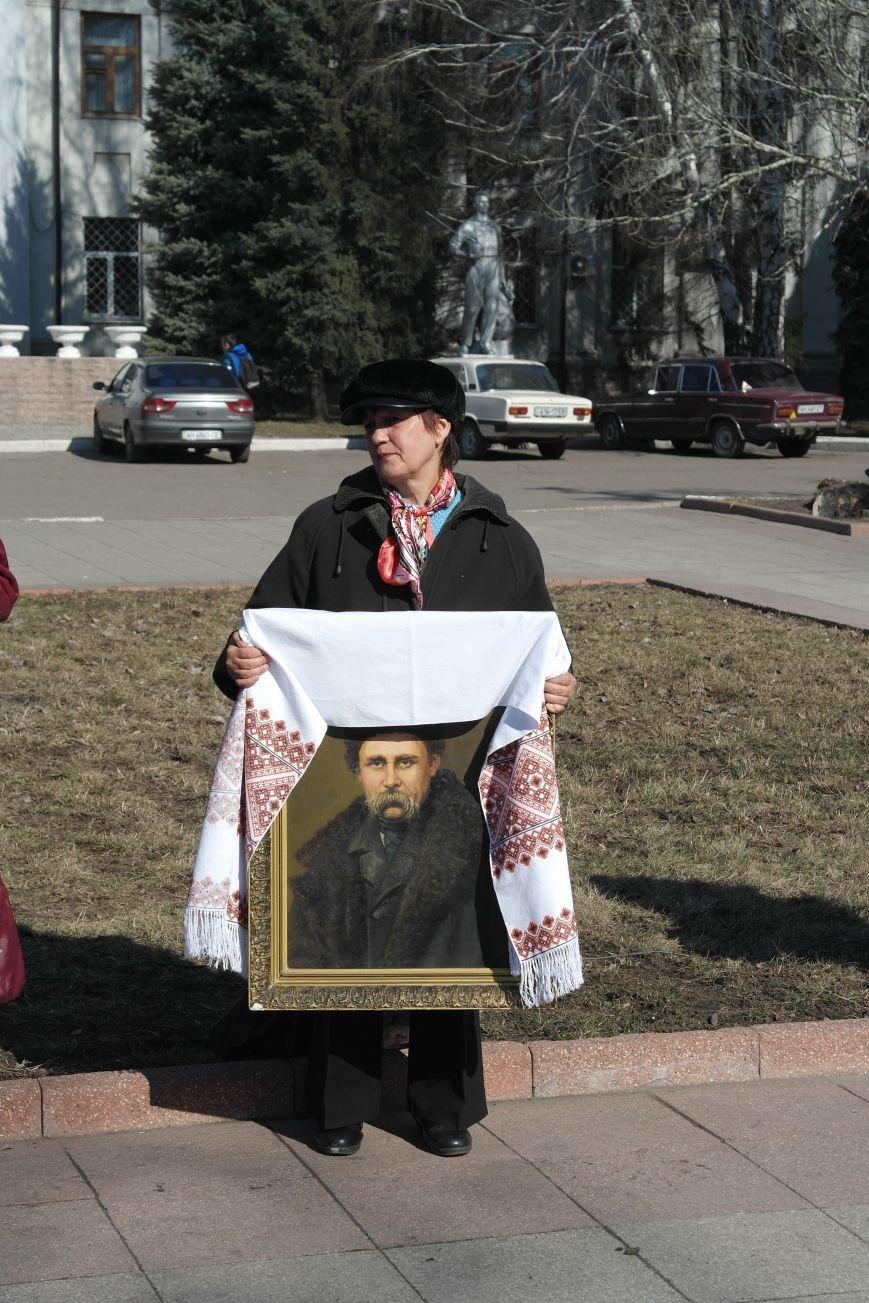 В Красноармейске отметили годовщину смерти Тараса Шевченко, фото-25