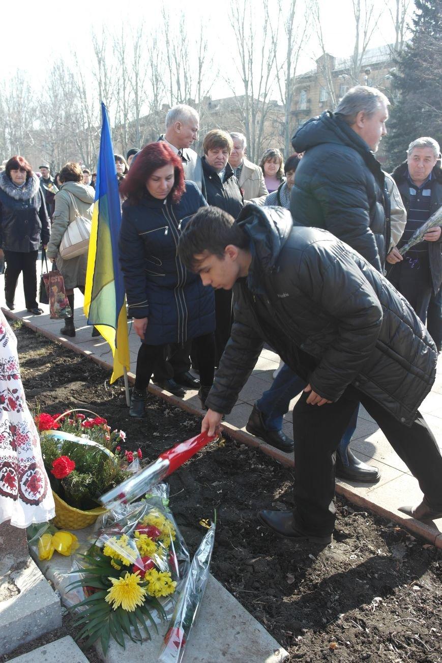 В Красноармейске отметили годовщину смерти Тараса Шевченко, фото-21
