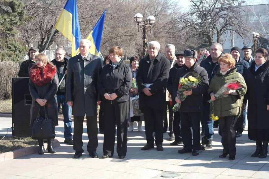 В Красноармейске отметили годовщину смерти Тараса Шевченко, фото-10
