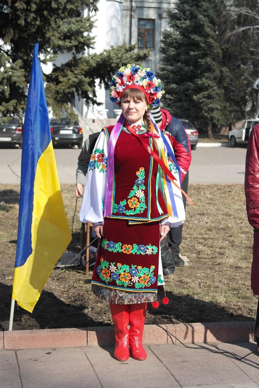 В Красноармейске отметили годовщину смерти Тараса Шевченко, фото-12