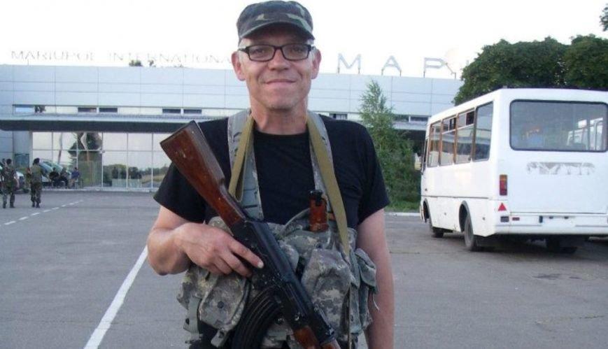 Олександр Товпига (фото з особистої сторінки)