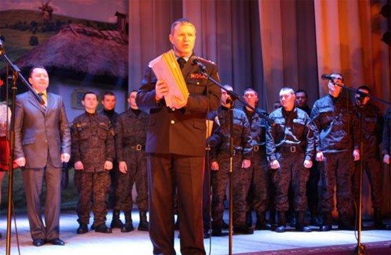 В Кременчуге состоялся благотворительный концерт в поддержку Национальной гвардии Украины (ФОТО) (фото) - фото 1