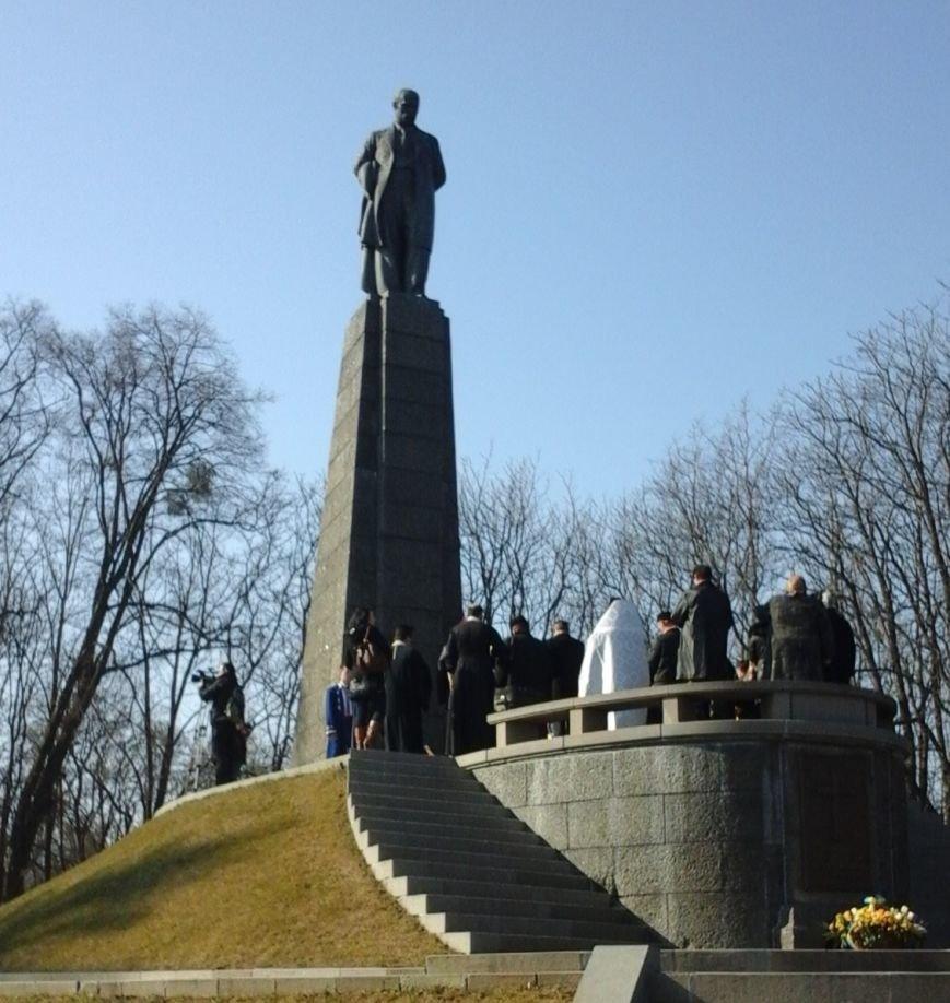 В Каневі пом'янули Тараса Шевченка, фото-3