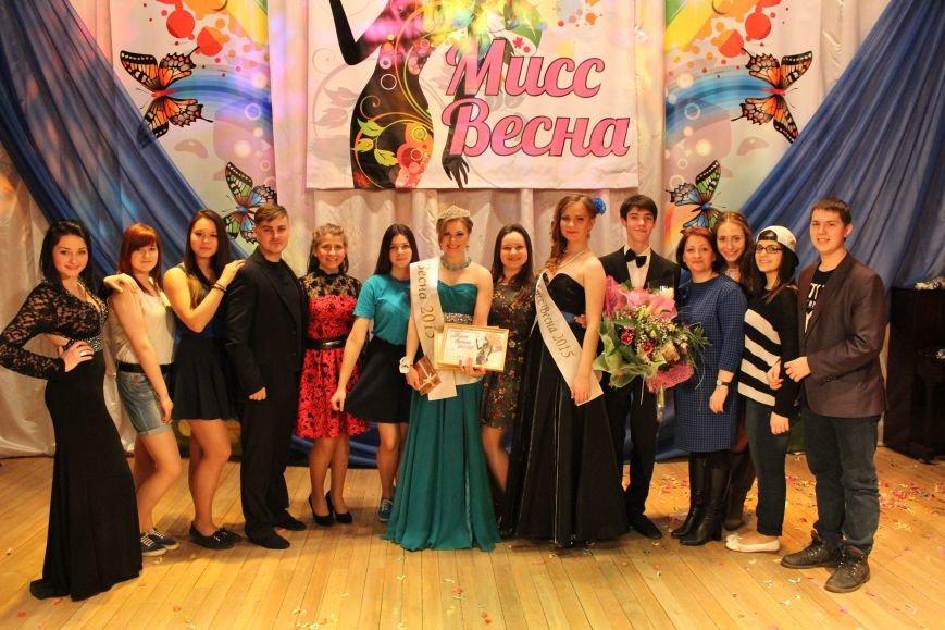 Мисс Весну 2015 выбрали в Домодедово, фото-1