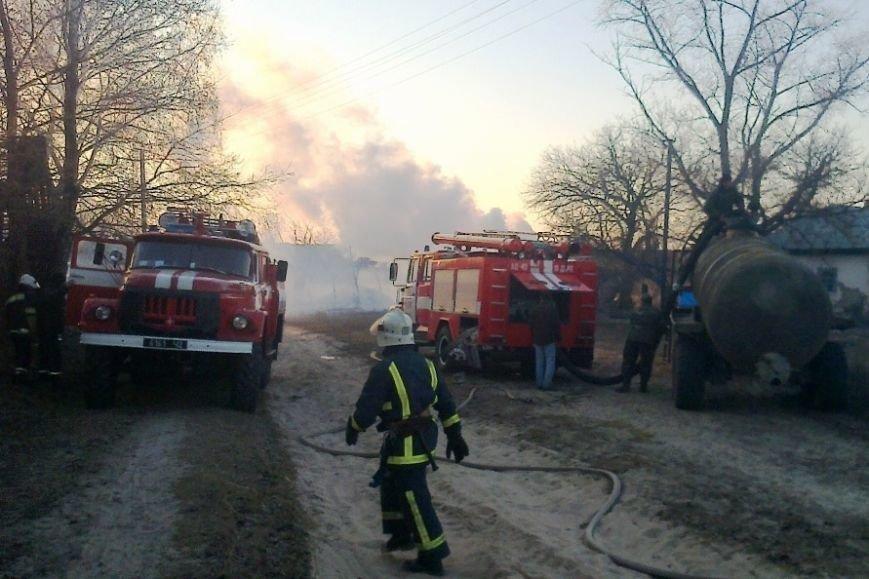 Пожары из-за сжиганий мусора и травы охватили Черниговщину (фото) - фото 3