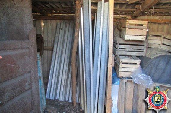 В районе Мариуполя ограблен агроцех (ФОТО) (фото) - фото 1