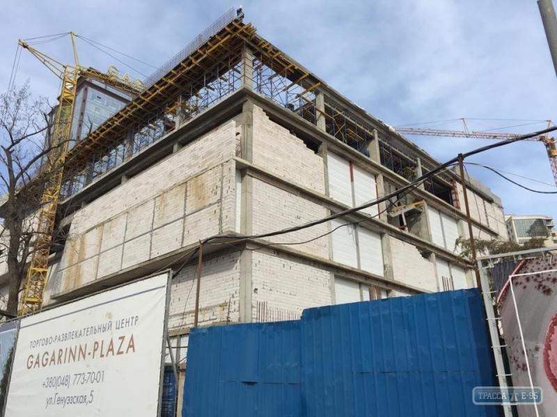 В одесской Аркадии вырастет очередной торговый центр (ФОТО) (фото) - фото 1