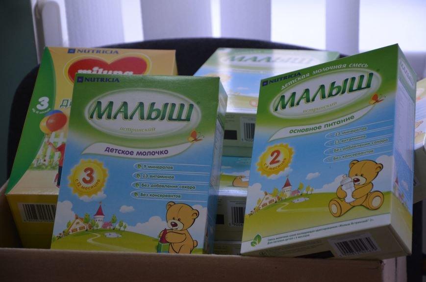 Жителям прифронтовых Чермалыка и Лебединское вблизи Мариуполя доставили гуманитарную помощь (ФОТО), фото-9