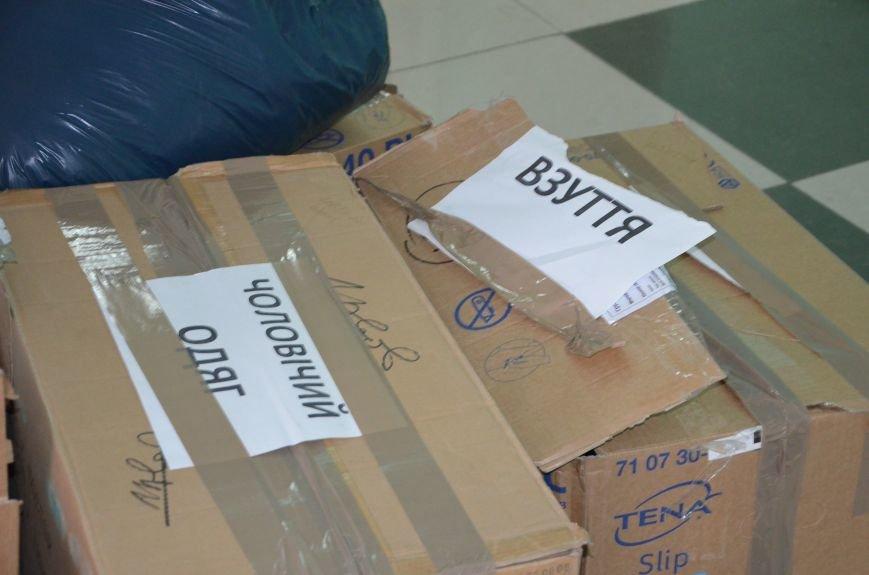 Жителям прифронтовых Чермалыка и Лебединское вблизи Мариуполя доставили гуманитарную помощь (ФОТО), фото-7
