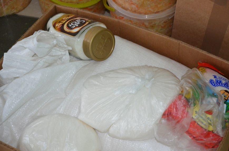Жителям прифронтовых Чермалыка и Лебединское вблизи Мариуполя доставили гуманитарную помощь (ФОТО), фото-2