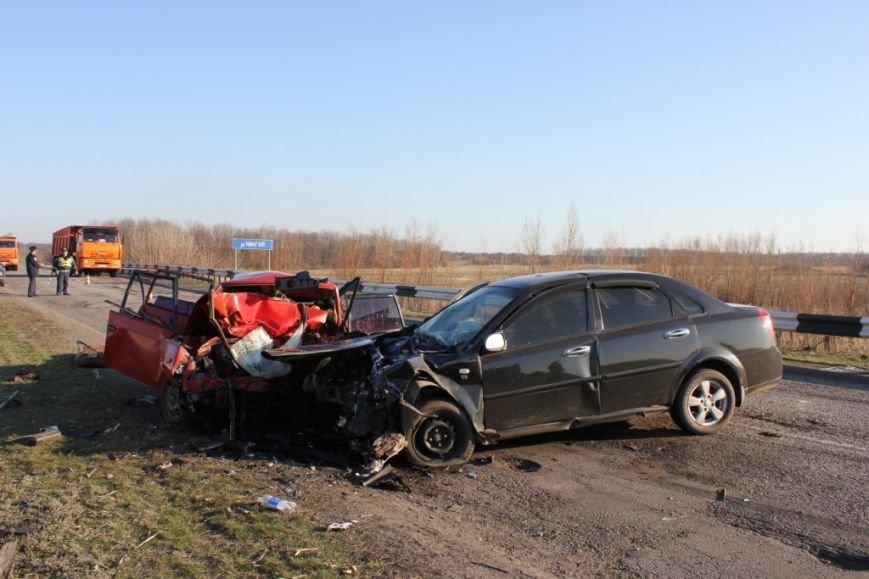 Подробности смертельного ДТП в Запорожской области (ФОТО) (фото) - фото 1