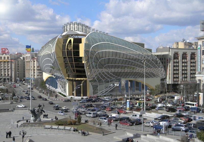 Киевпроект опубликовал возможный вариант Дома профсоюзов после реконструкции (ФОТО), фото-2