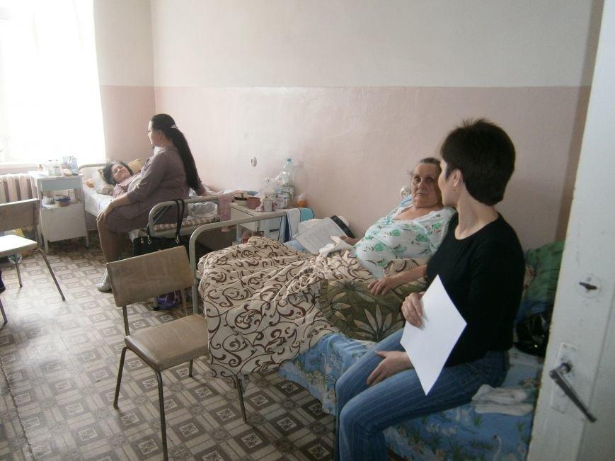 Димитровская больница перегружена пациентами из зоны АТО с сердечными и сосудистыми заболеваниями (фото) - фото 1