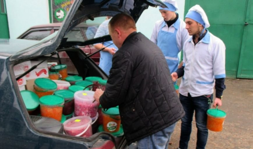 Николаевские лицеисты напекли пряников для бойцов АТО (ФОТО) (фото) - фото 2