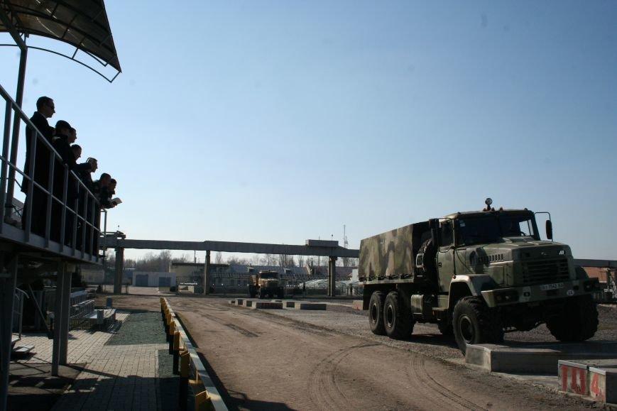 КрАЗ провел расширенное совещание с представителями силовых структур (ФОТО) (фото) - фото 1