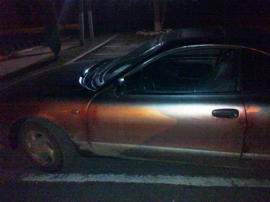 В Кировоградской области обнаружили автомобиль-«двойник». ФОТО (фото) - фото 1
