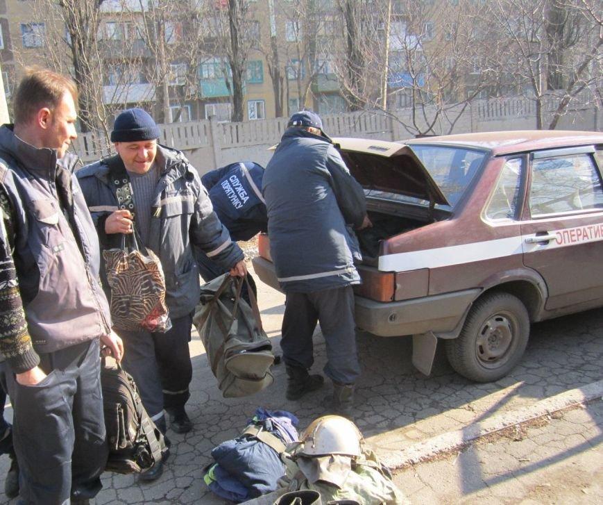 Из Авдеевки вернулись димитровские герои-спасатели (ФОТО), фото-2