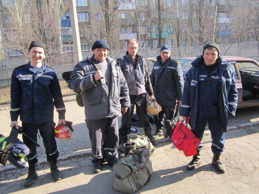 Из Авдеевки вернулись димитровские герои-спасатели (ФОТО), фото-4
