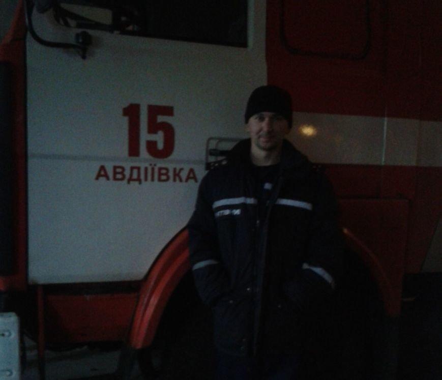Димитровские спасатели рассказали об Авдеевке: жуткие разрушения и тушение под обстрелами (ФОТО), фото-9