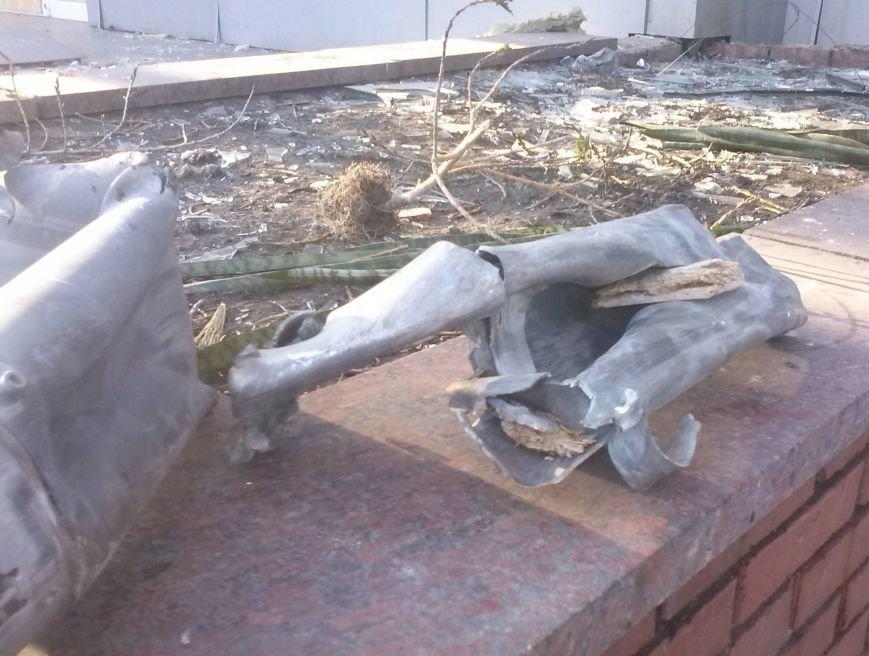 Димитровские спасатели рассказали об Авдеевке: жуткие разрушения и тушение под обстрелами (ФОТО), фото-10