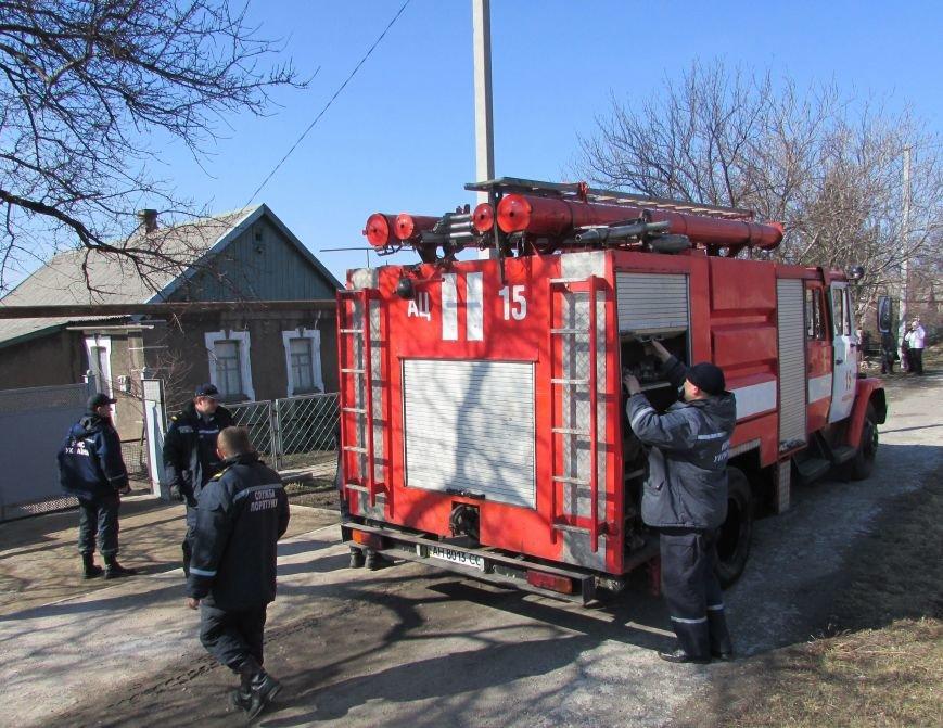 Димитровские спасатели рассказали об Авдеевке: жуткие разрушения и тушение под обстрелами (ФОТО), фото-7